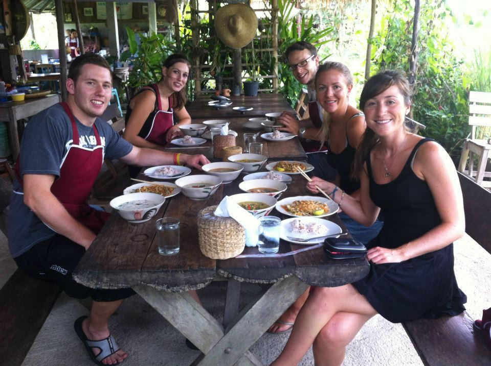 Sammy's Organic Thai Cooking School