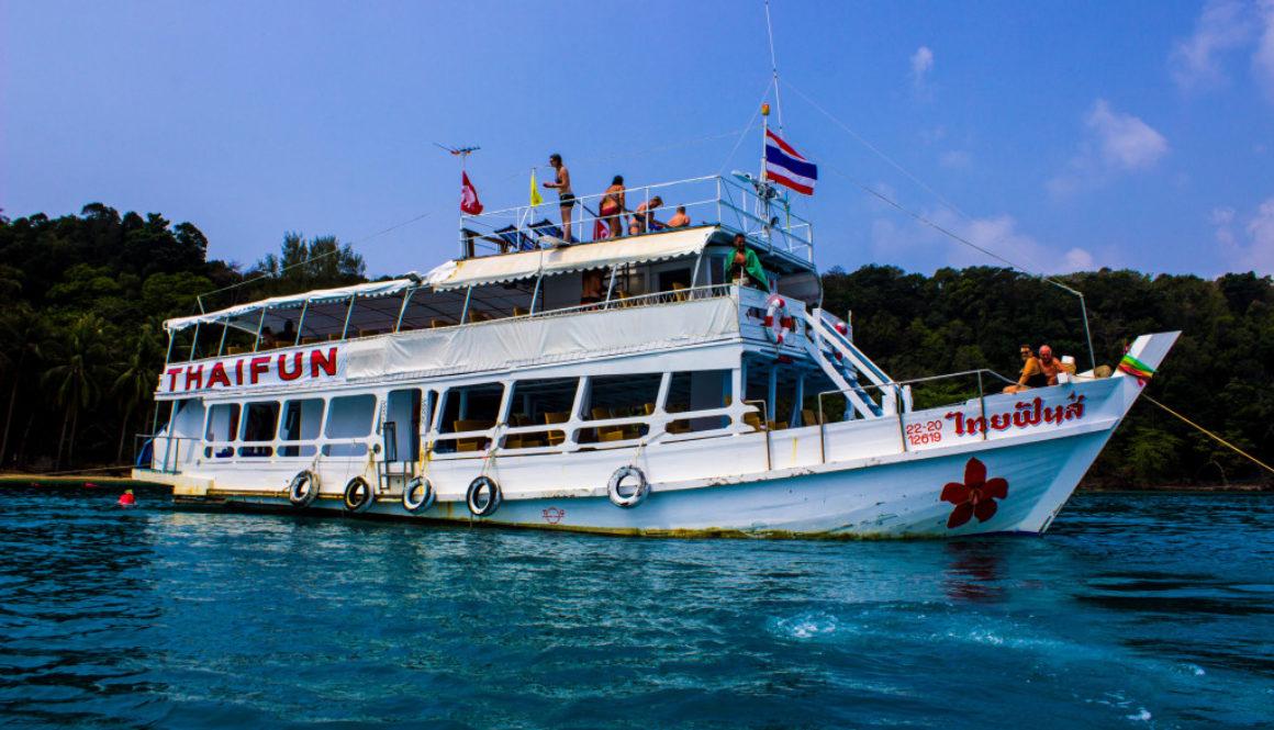 Koh Chang Archipelago Cruise