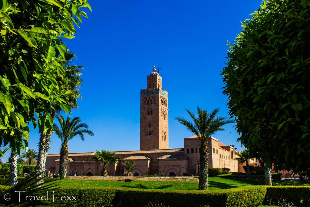 Marrakech sights