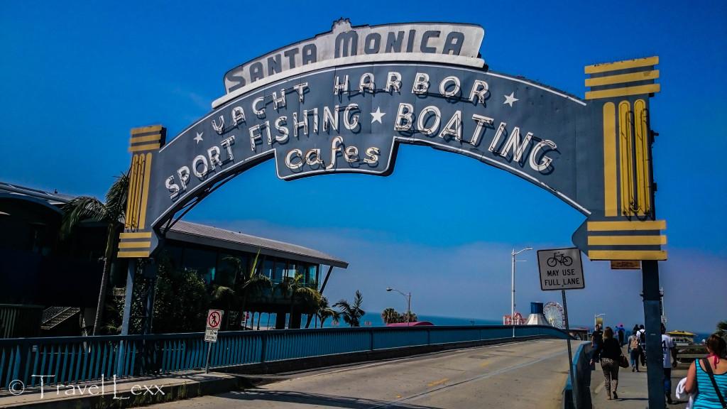 Santa Monica and Venice Beach