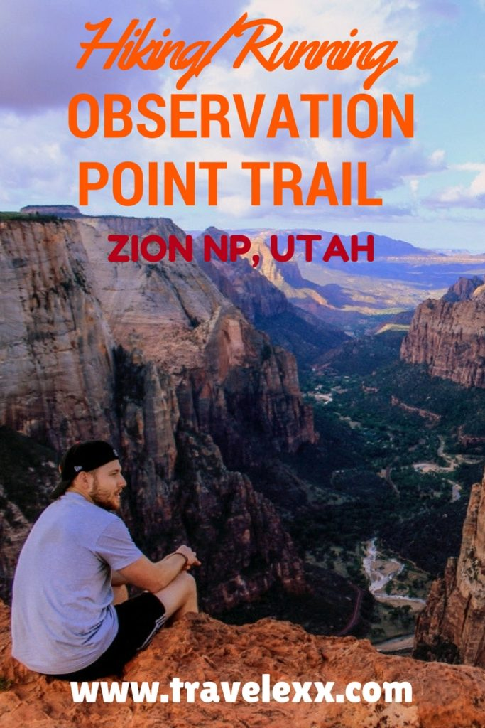 Hiking one of Zion National Park's most spectacular trails - Observation Point - was a memorable highlight of my trip to the United States.