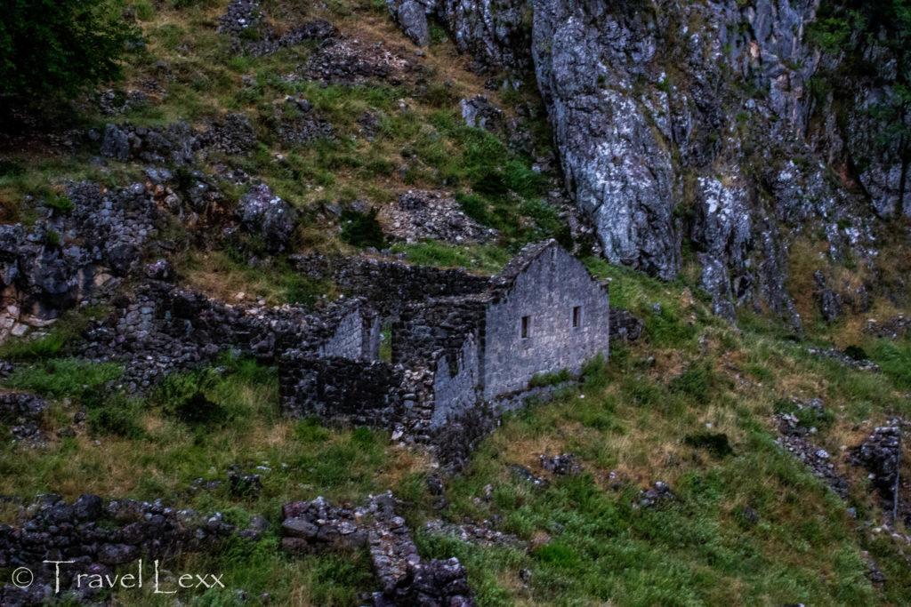 Ruins of Spiljari