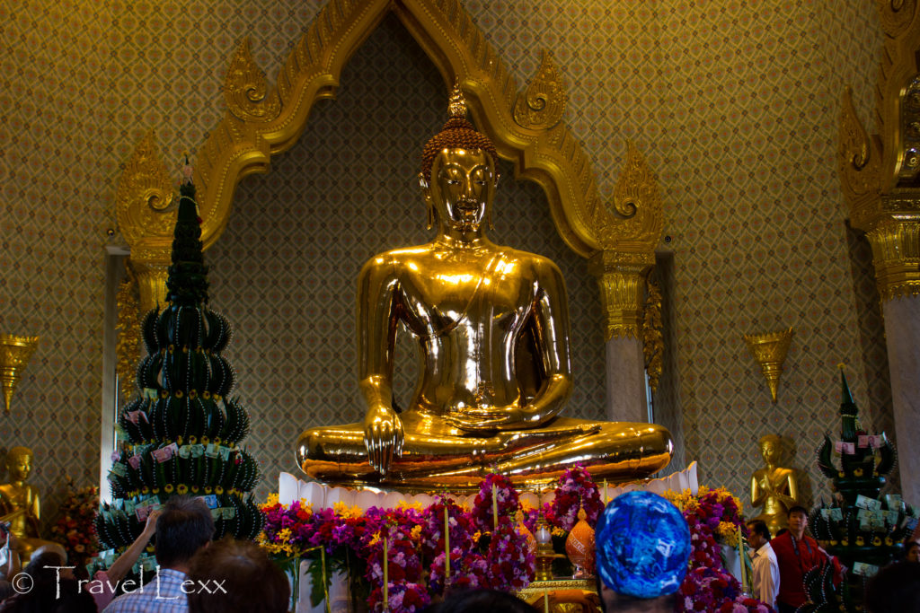 The Golden Buddha at Wat Traimit