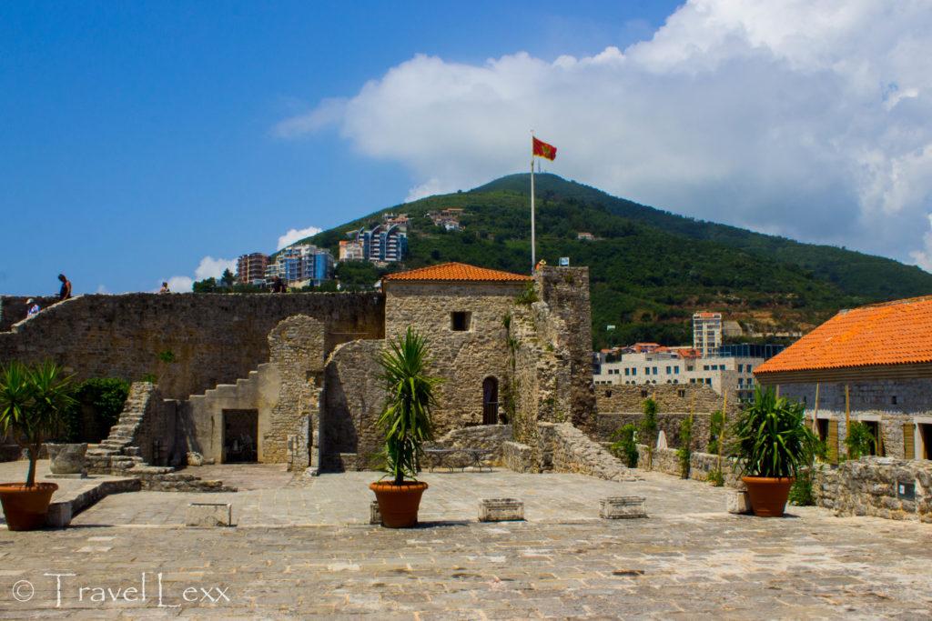 Citadela, Budva