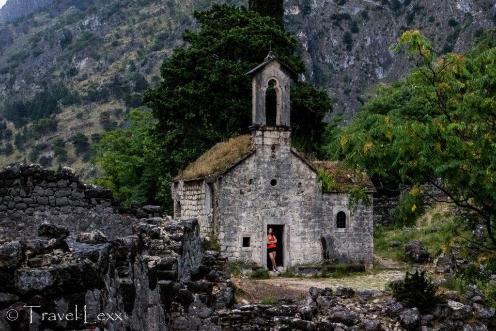 Chapel of St. Ivan in Kotor
