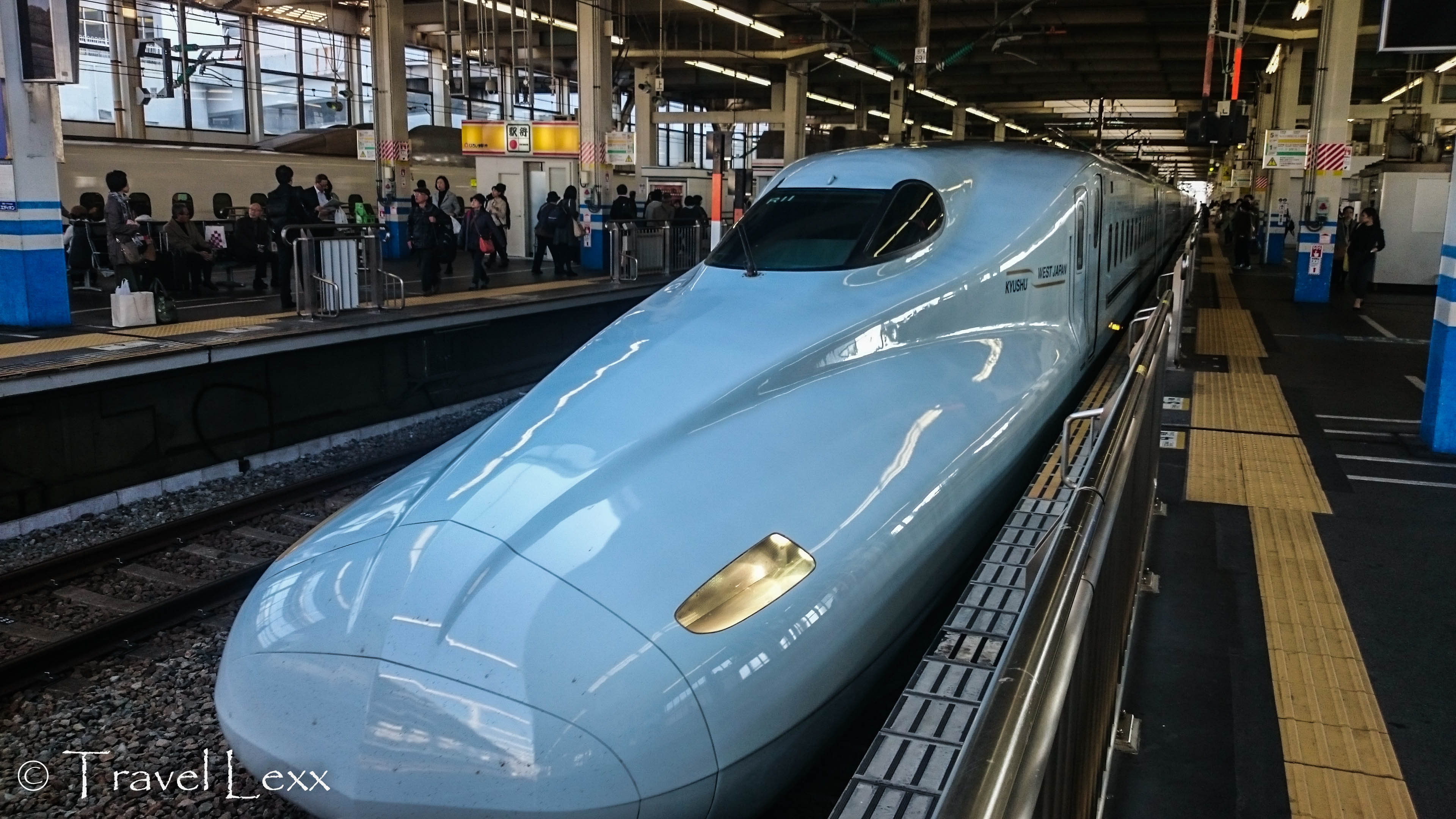 Bullet train - Ways to save money while travelling