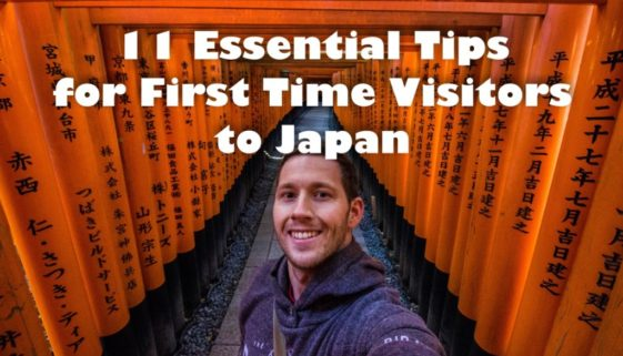 11 Essential Tips for First Time Visitors to Japan