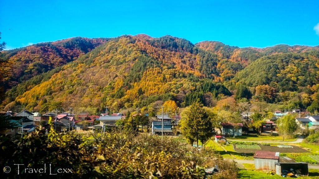 Walking The Nakasendo Magome And The Stone Pavement Of Ochiai Travel Lexx