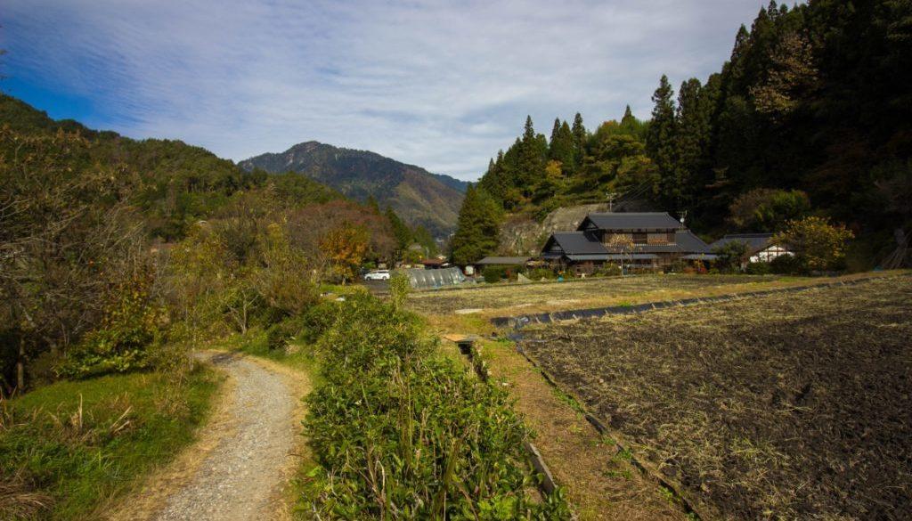 Walking the Nakasendo: Magome to Tsumago Hike