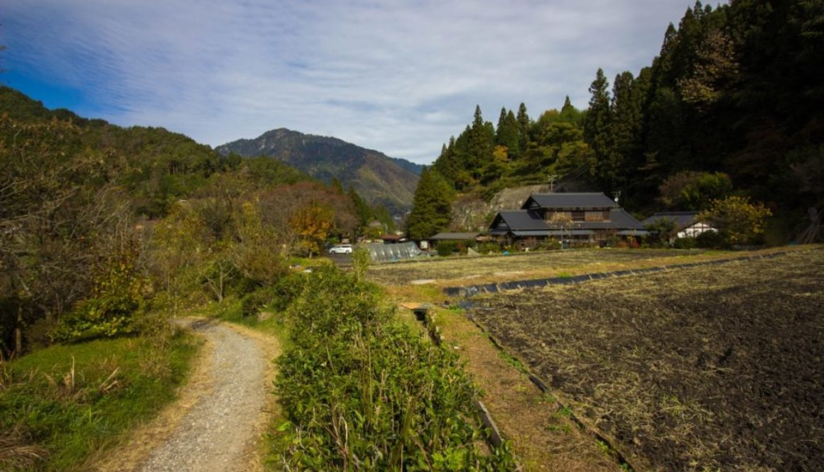Walking the Nakasendo: Magome to Tsumago Hike