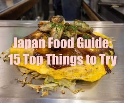 Japan Food Guide: 15 Top Things To Try in Japan