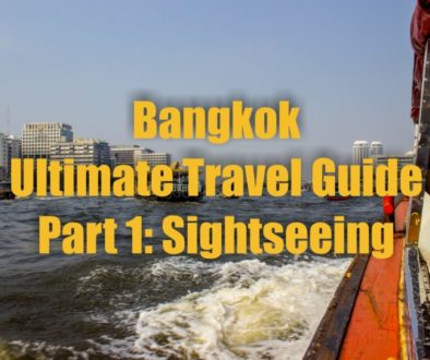 Bangkok: Ultimate Travel Guide – Part 1: Sightseeing