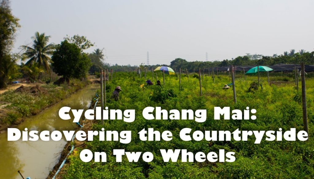 Cycling Chiang Mai: Discovering the Countryside On Two Wheels