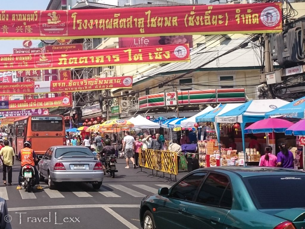 Pull up a random photo of Bangkok and there will probably be a 7-Eleven in it!