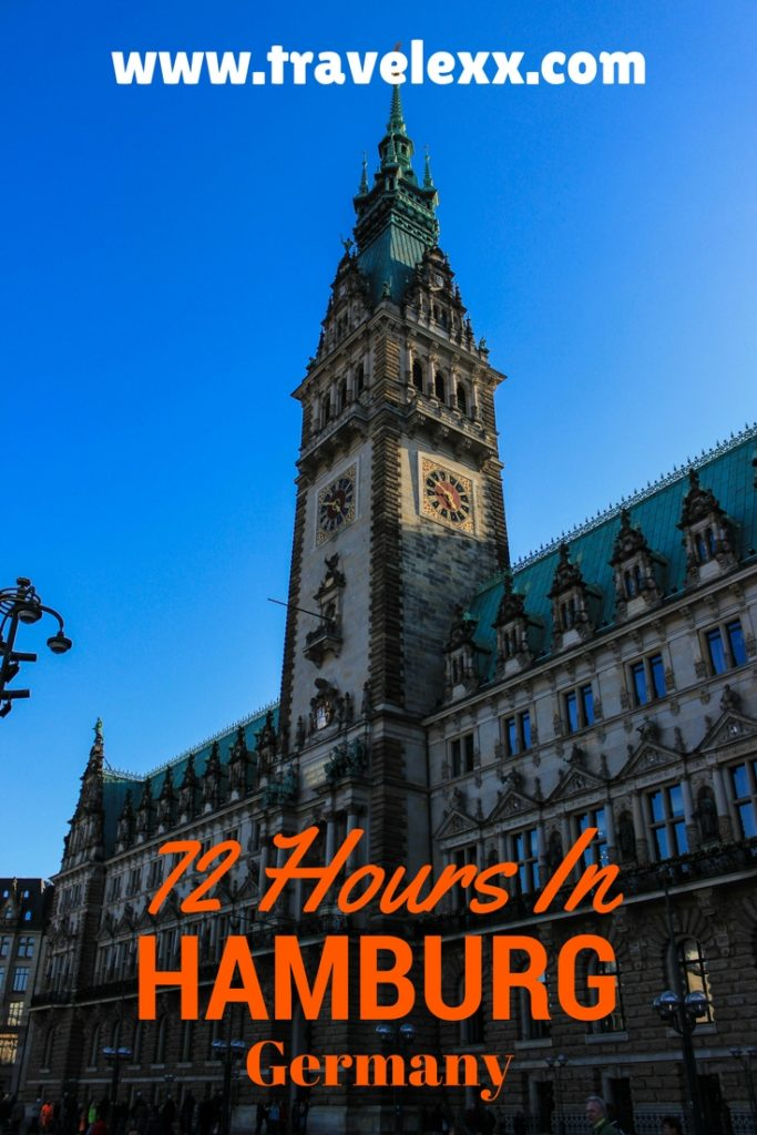 Hamburg might not be as well-known as Munich or Berlin but it has plenty to offer visitors. Here's my guide to 72 hours in Germany's second largest city.
