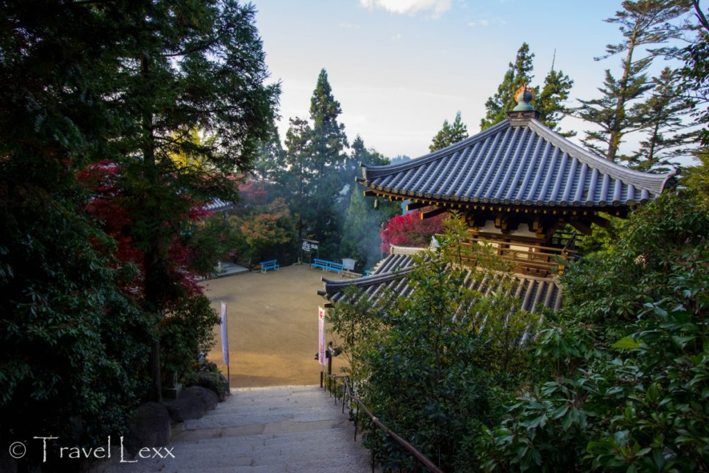 Reikado (Hall of Eternal Flame), Miyajima - 20 Reasons Why You Shouldn't Travel To Japan