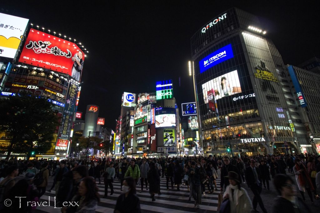 Shibuya, Tokyo - 20 Reasons Why You Shouldn't Travel To Japan