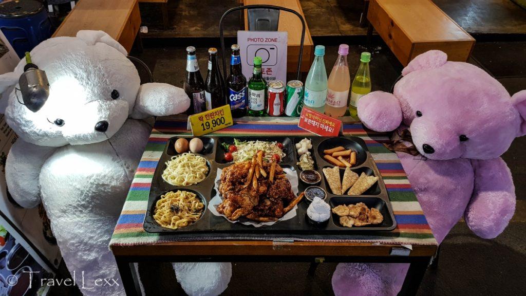 Korean food, Korea Travel Guide