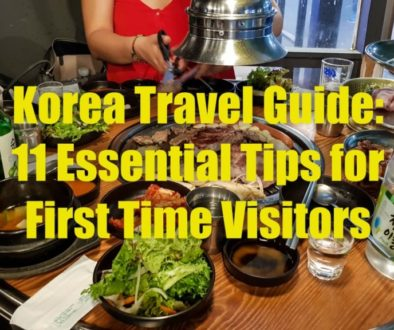 Korea Travel Guide: 11 Essential Tips for First Time Visitors