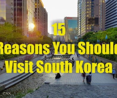 15 Reasons You Should Visit South Korea