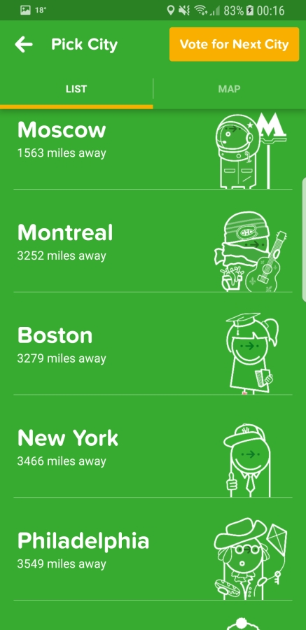 Travel Apps - Citymapper