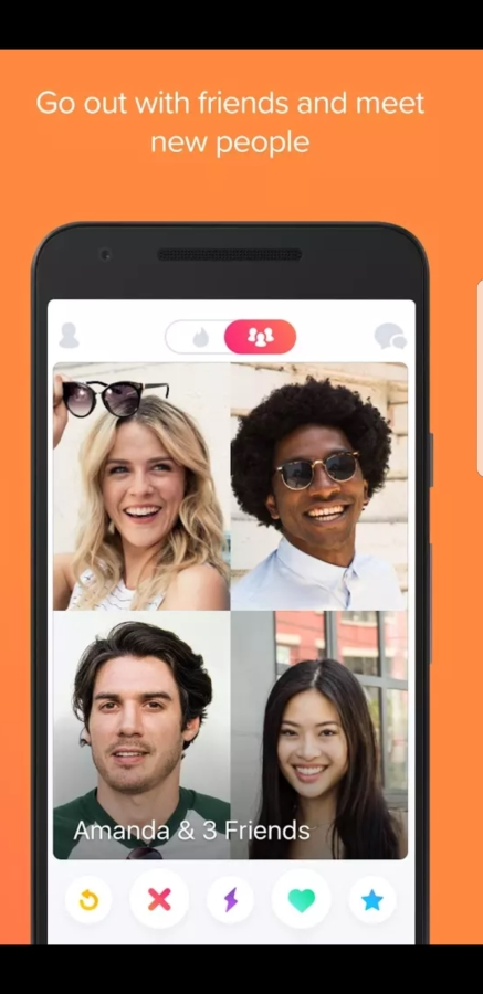 Travel Apps - Tinder