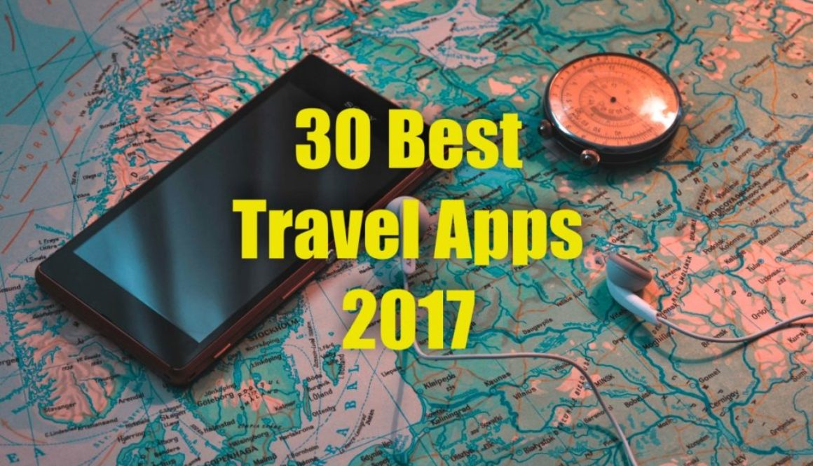 30 Best Travel Apps for iOS and Android in 2017