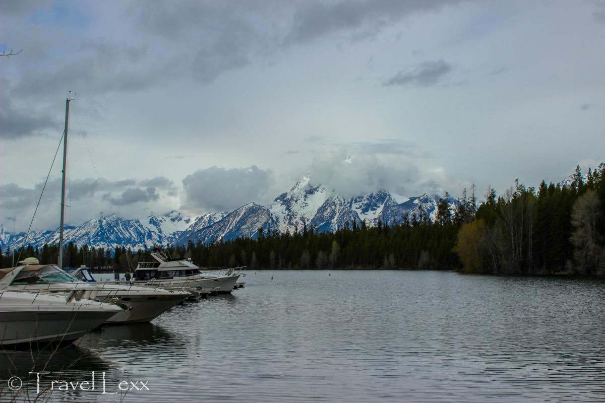 Jackson Lake - Beautiful Lakes in the USA