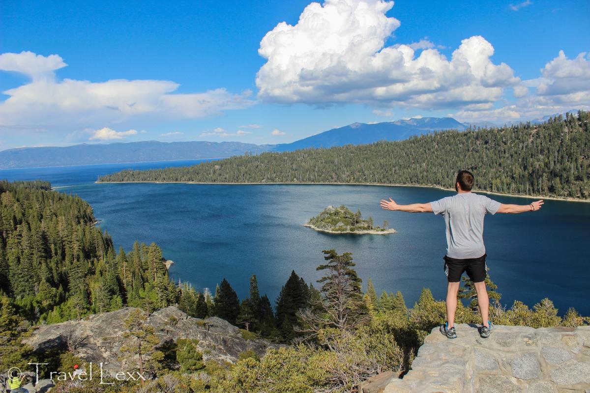 Lake Tahoe - Beautiful Lakes in the USA