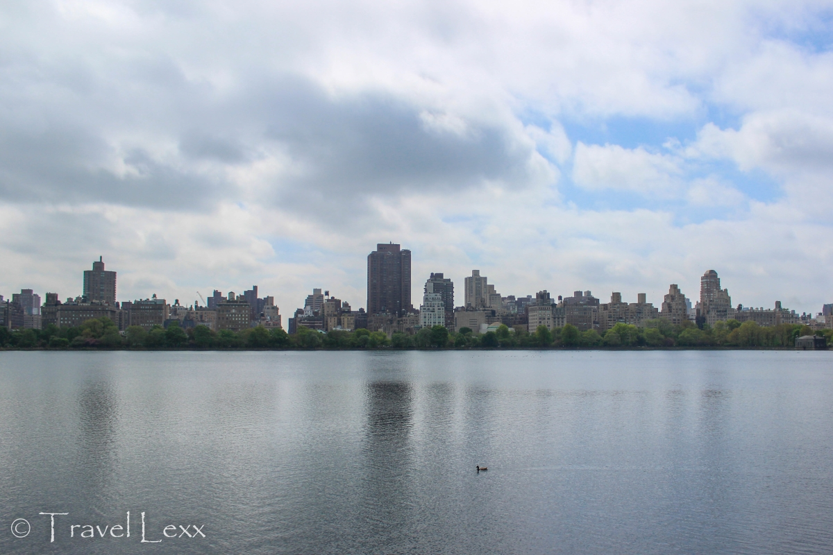 Jacqueline Kennedy Onassis Reservoir - Beautiful Lakes in the USA