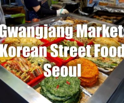 Gwangjang Market: Delicious Korean Street Food in Seoul