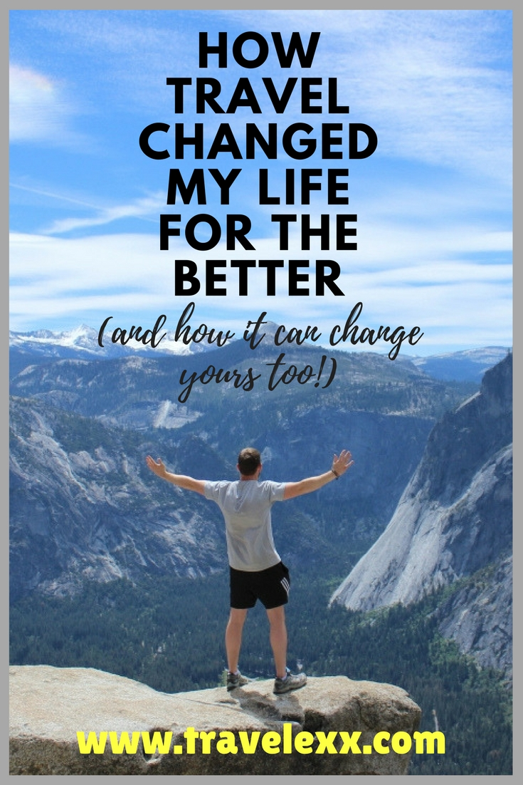 Travel is a crucial part of my life and I am very grateful for everything it's helped me achieve, see and do. Here's exactly how travel changed my life.