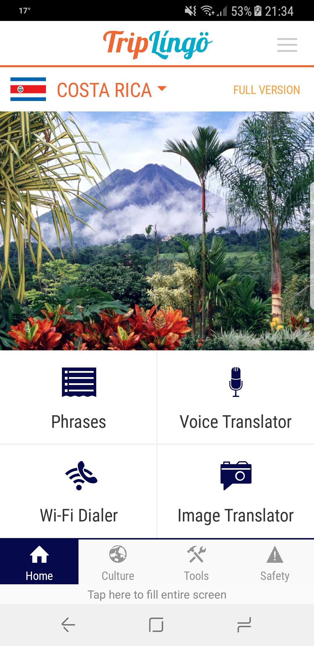 Language Apps - TripLingo