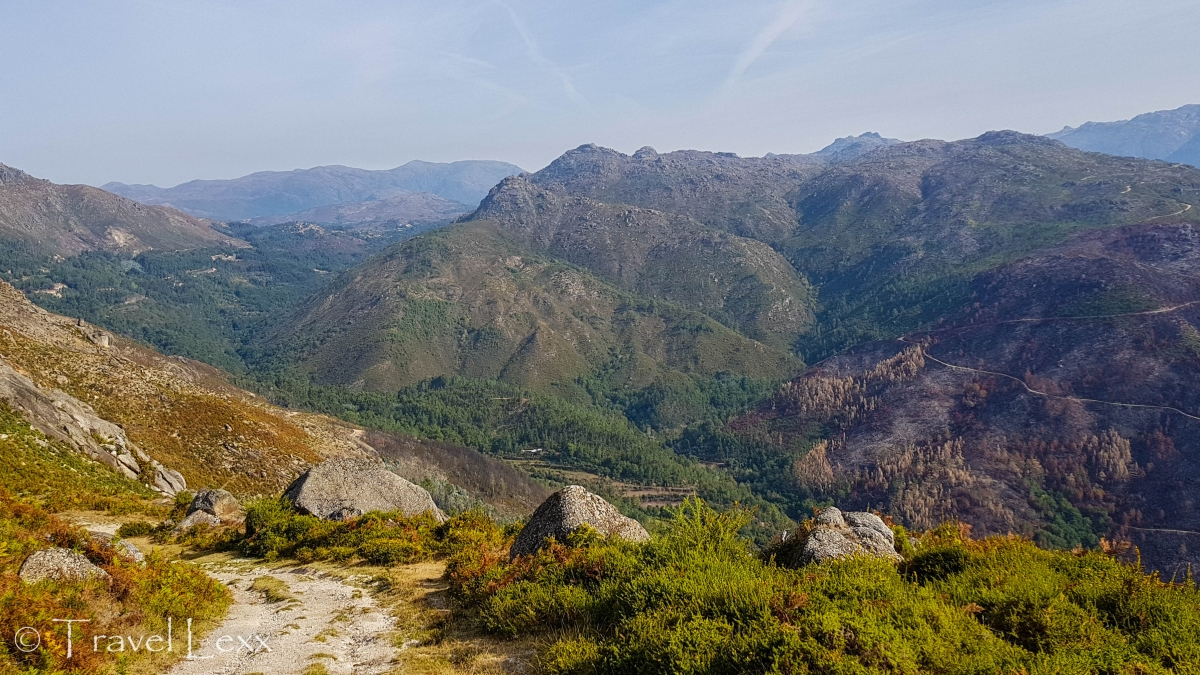 Breathtaking views - Hiking in Peneda-Gerês National Park
