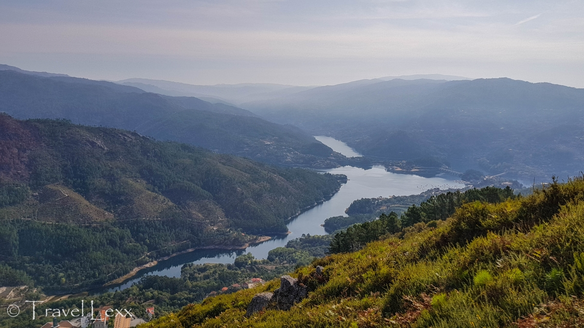 Valley and river views - Hiking in Peneda-Gerês National Park