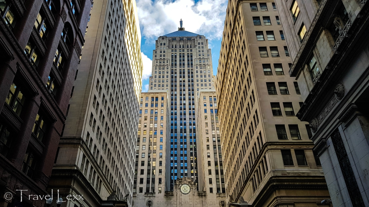 Chicago Board of Trade Building - Top Things To Do In Chicago