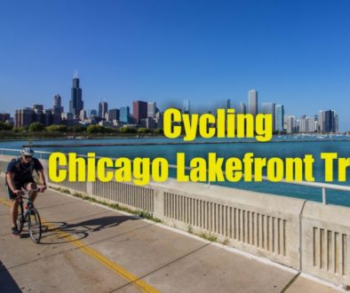 Cycling the Chicago Lakefront Trail