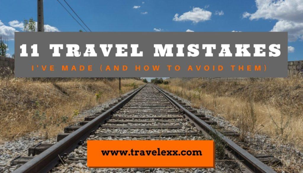 11 Travel Mistakes2