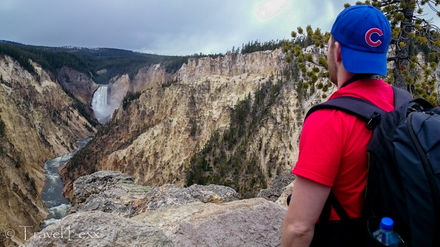 South Rim Trail - Artist Point - 8 Reasons You Should Visit Yellowstone National Park