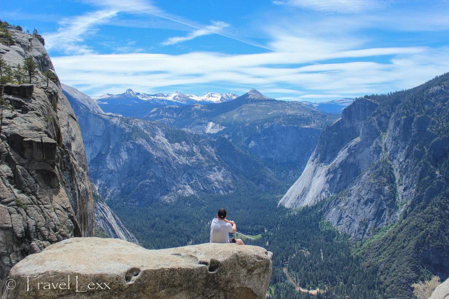 Yosemite National Park - Travelling Alone
