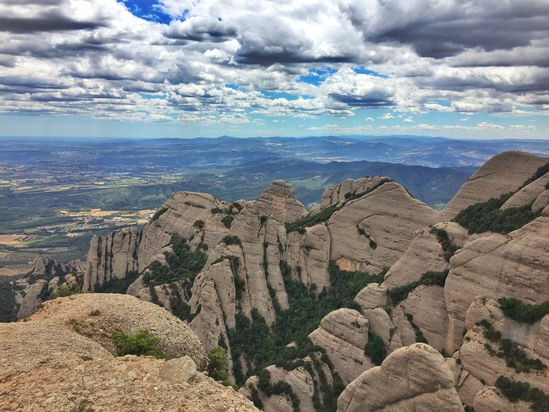 Montserrat - Best hikes in the world