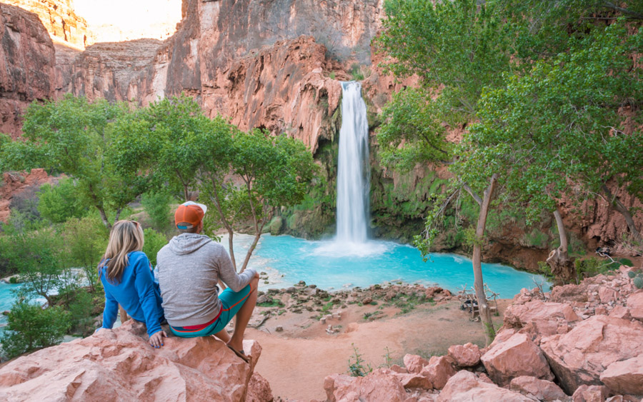 Best hikes in the world - Havasu Falls