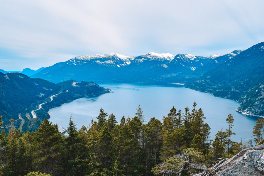 Best hikes in the world - First Peak, Stawamus Chief
