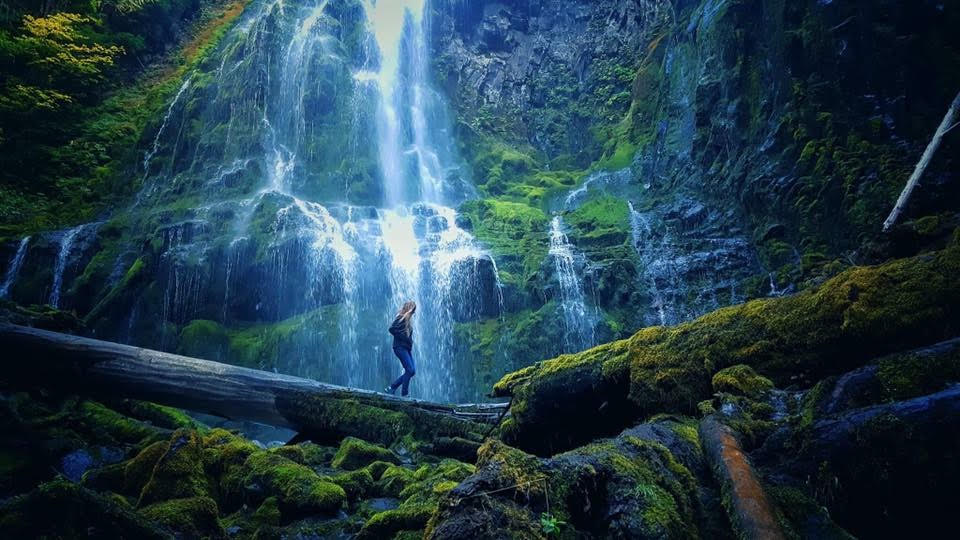 Best hikes in the world - Proxy Falls