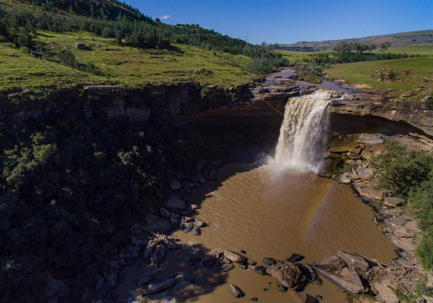 Tsitsa Falls - Best hikes in the world