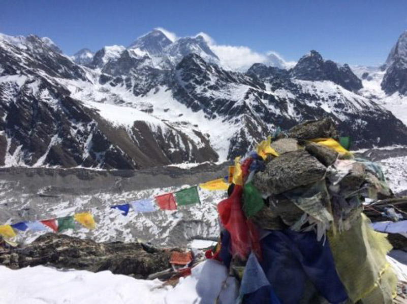 Everest Base Camp - Best hikes in the world