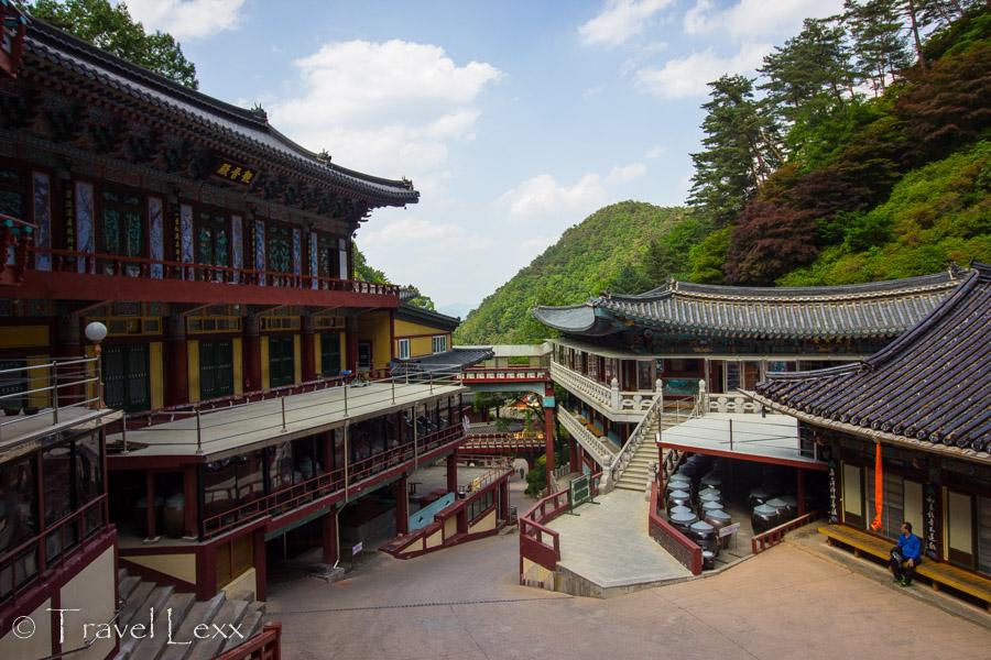 Guinsa temple complex