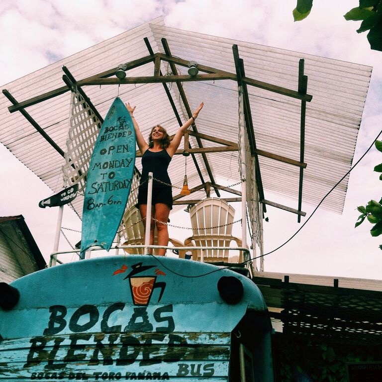 Solo female travel can be empowering